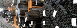 Marcegaglia-Boltiere-cold-drawn-precision-tubes-tubi-trafilati-carbon-steel-storage-magazzino-round-tubes